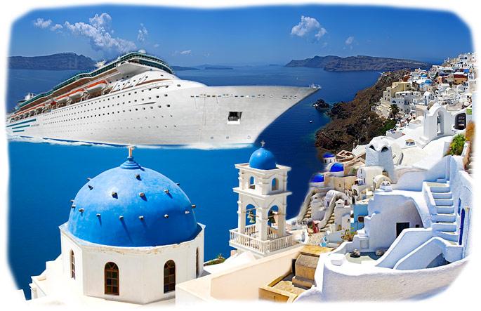 Excursiones Para Cruceros En Santorini Tour Privado De